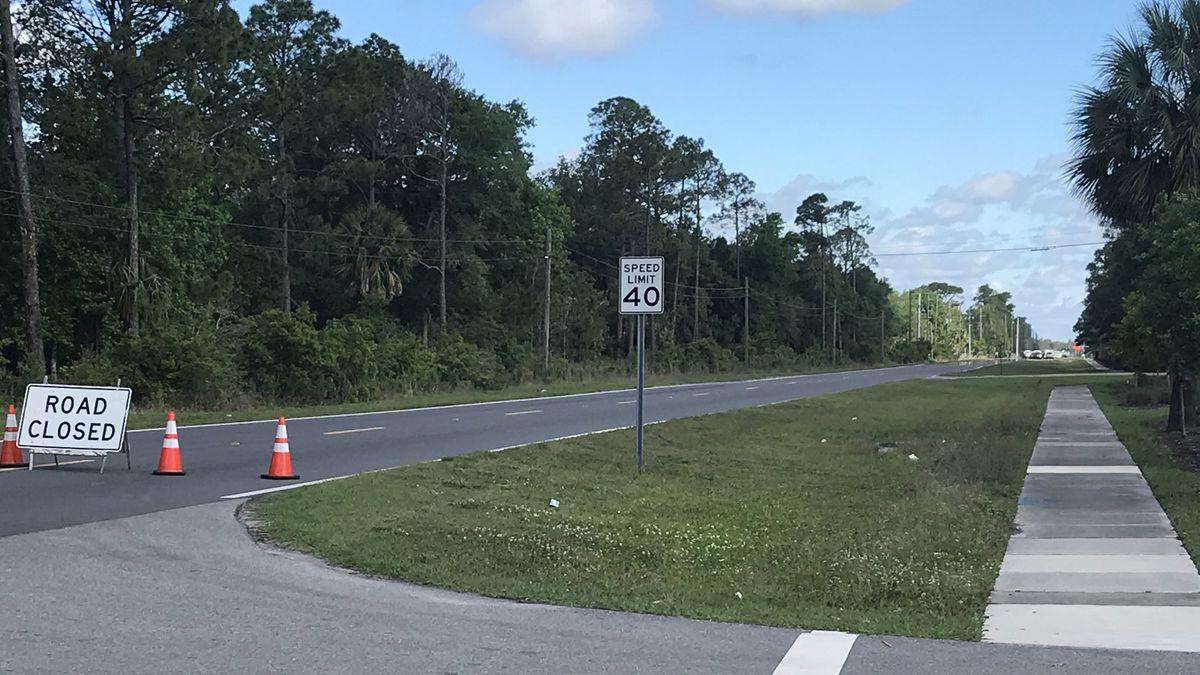 2 dead after crash in Daytona Beach, police say