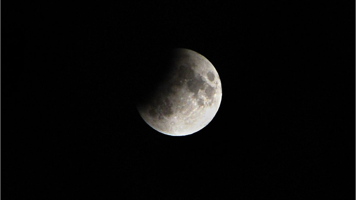 Look up Central Florida sky gazers! Penumbral lunar eclipse coming ...