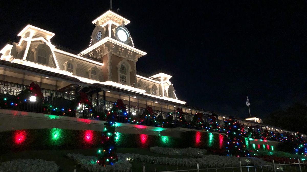 All Aboard! Walt Disney World Railroad to shut down for a while; Tomorrowland Speedway is next