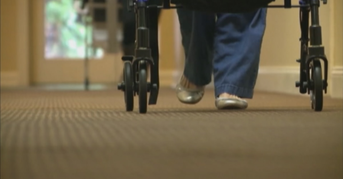 Florida nursing homes to get rapid COVID-19 tests