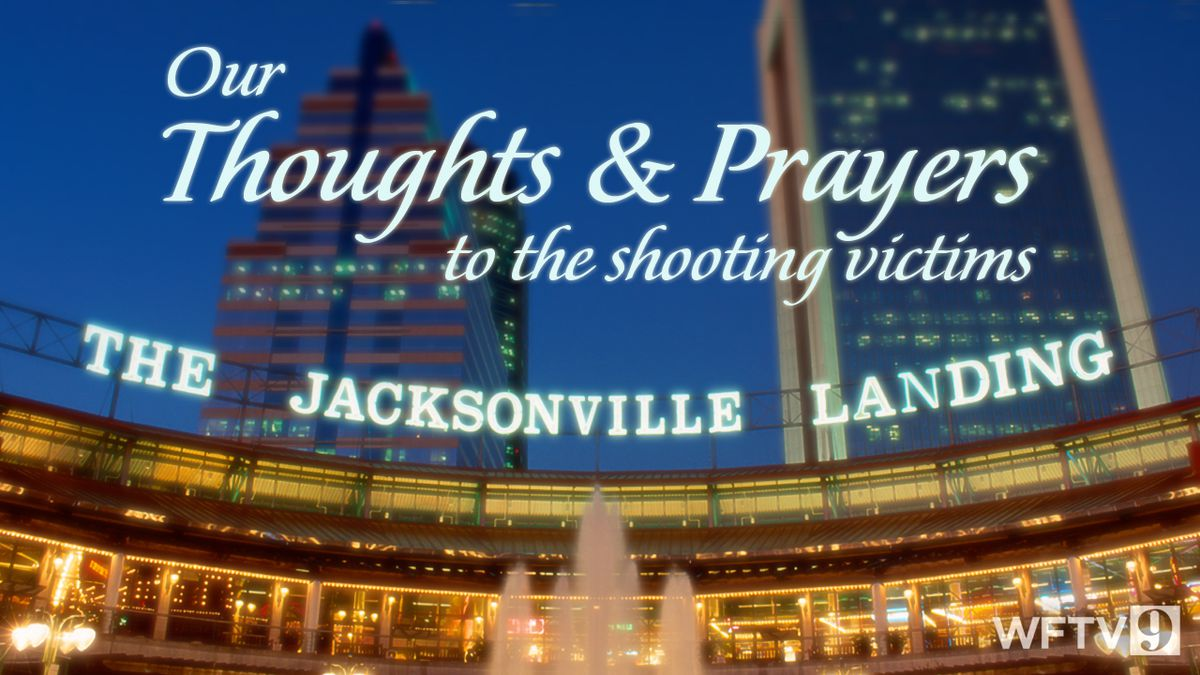 Central Florida reacts to the mass shooting in Jacksonville