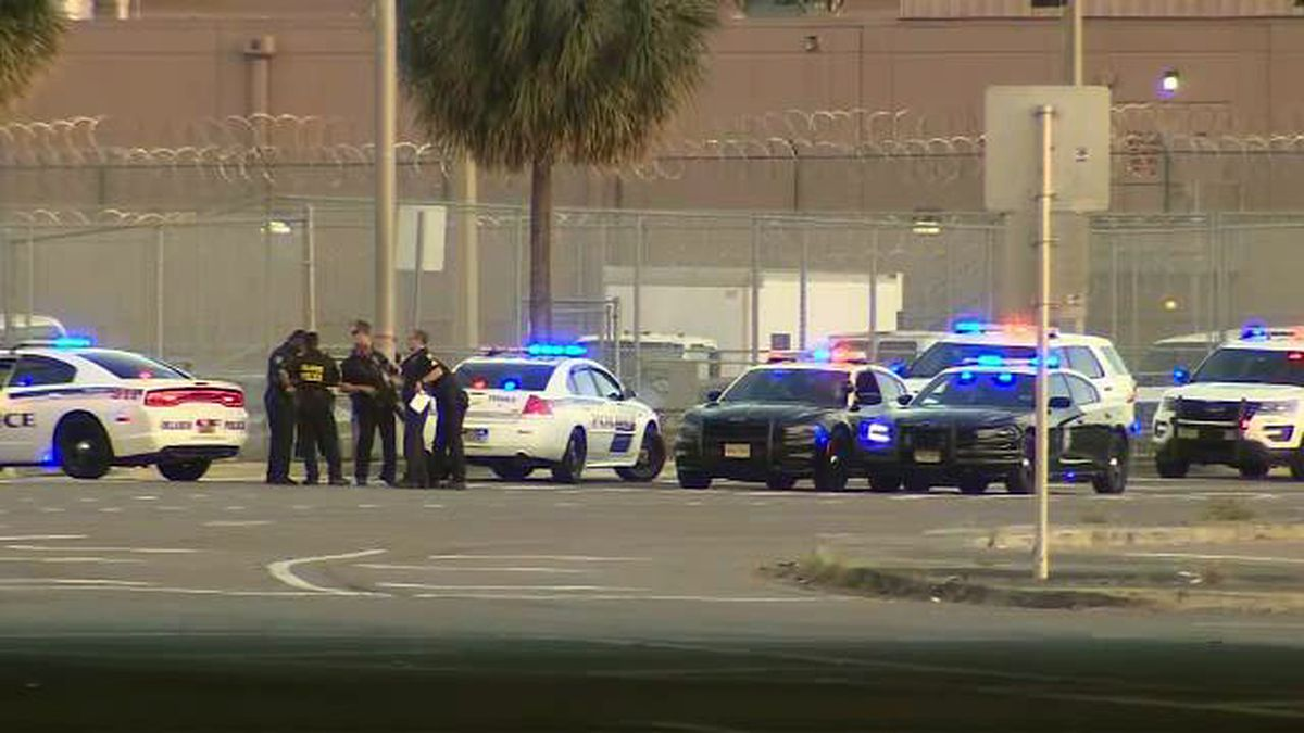Image result for Sheriff: Deputies, officers shoot armed man who held deputy, guard and nurse hostage at Orange County Jail