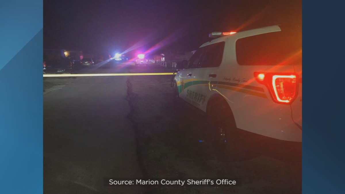 Woman fatally shot at mobile home park, deputies say