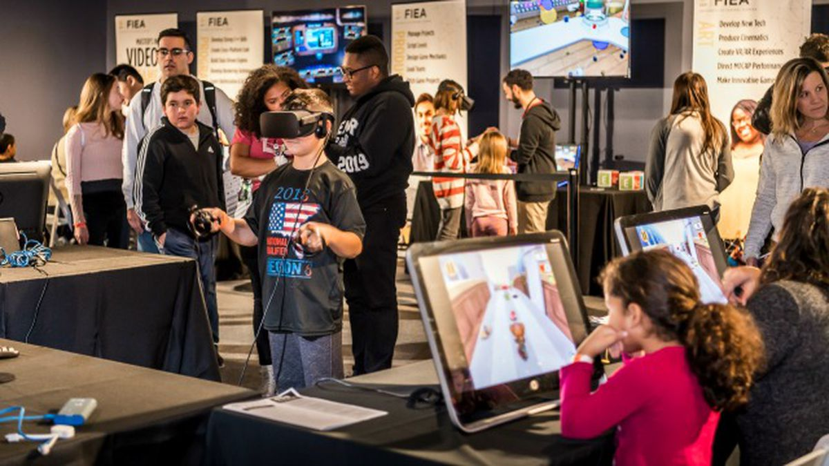 An interactive celebration of technology and innovation - Otronicon 2020