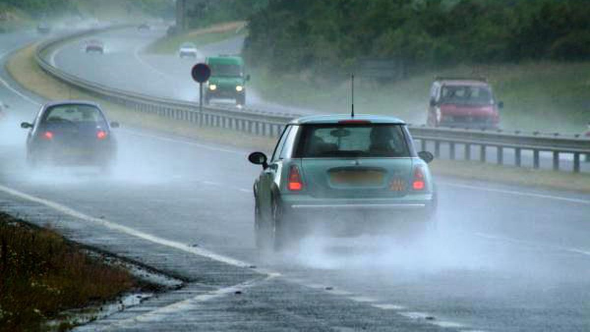 Toyota of Orlando shares driving tips for rainy weather!