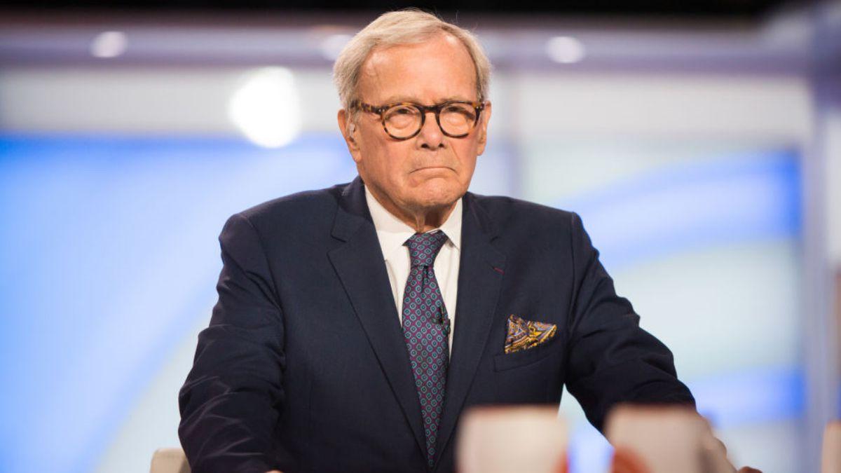 Tom Brokaw retiring after 55 years with NBC News