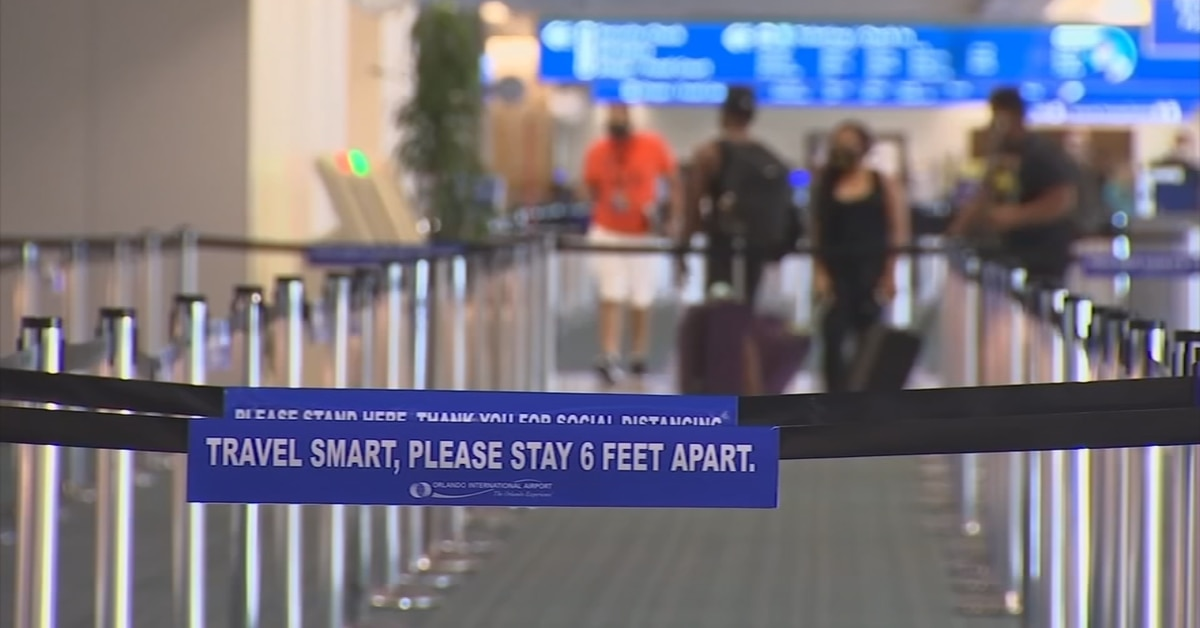Tourism industry pushes for fewer restrictions on international flights into Orlando