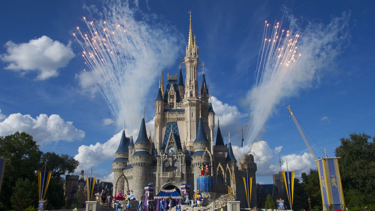Man sues Disney after he says rat bit him at Magic Kingdom