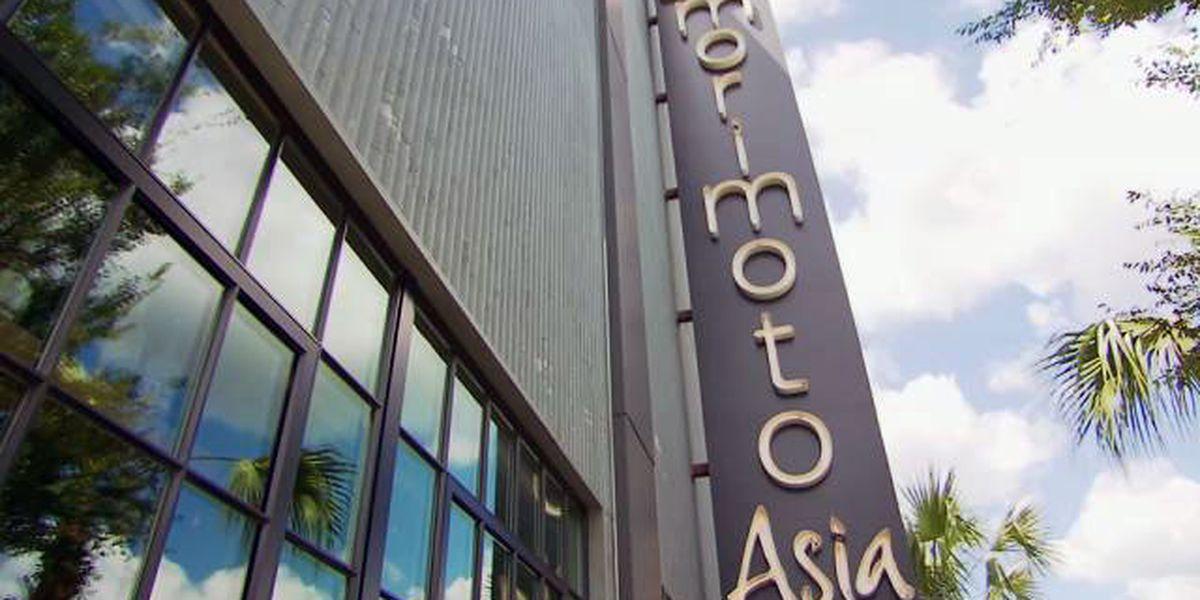 Officials: Hepatitis A case identified in Morimoto Asia restaurant worker; vaccines encouraged