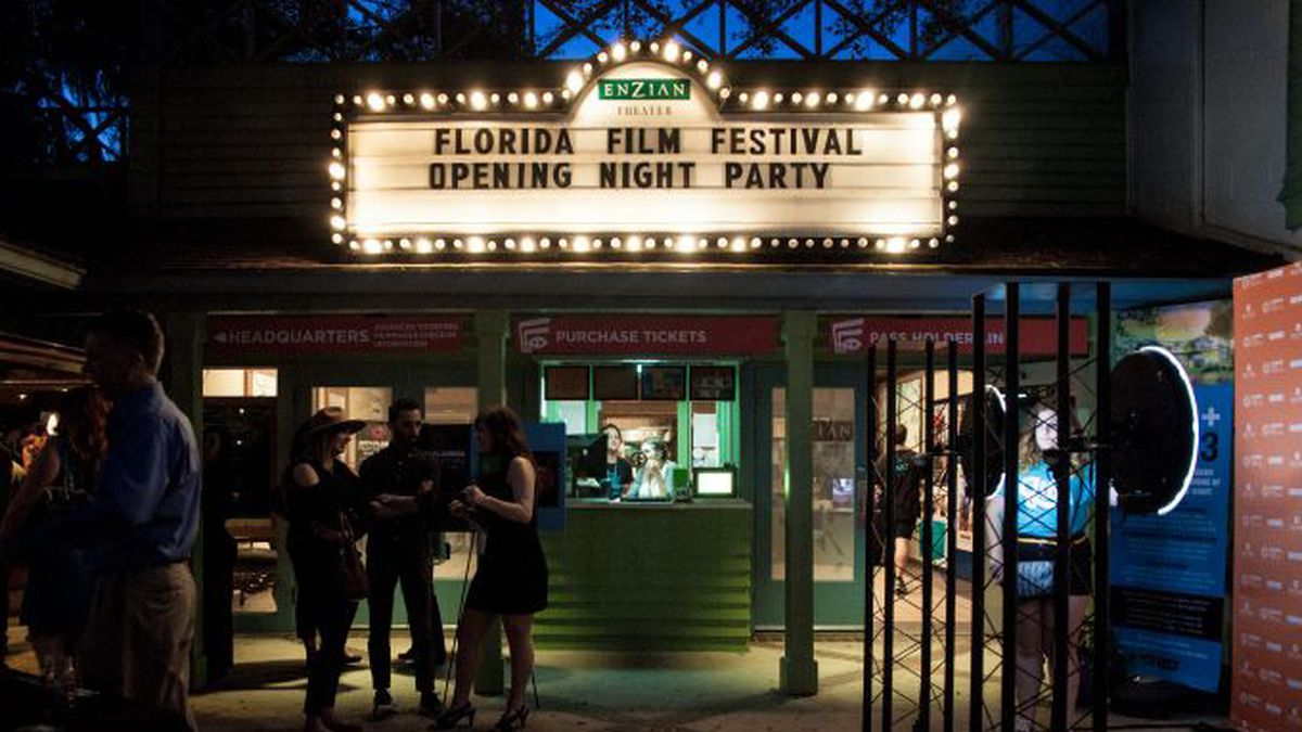 Florida Film Festival announces lineup for postponed show, will include virtual screenings