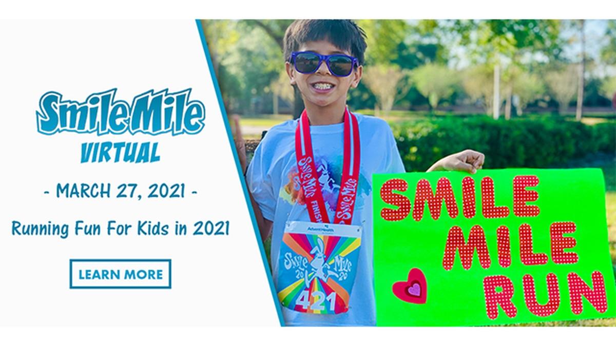 Virtual Kids Smile Mile