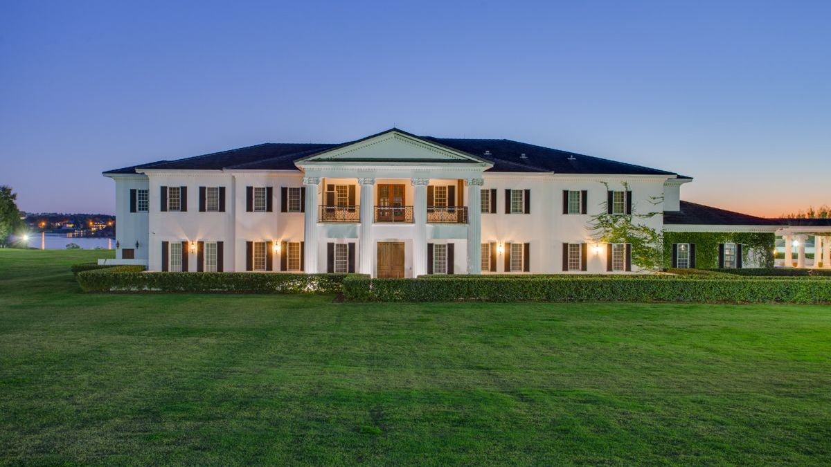 $30M lakefront mansion tops local luxury listings