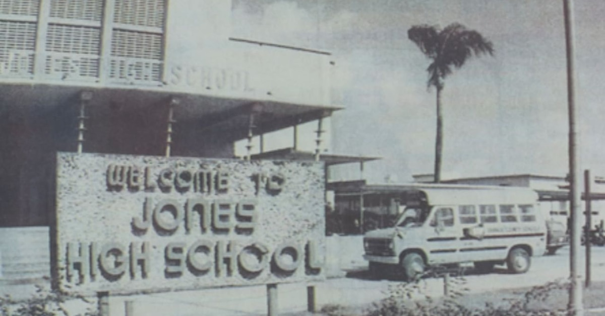 Florida was slow to comply after segregation in public schools deemed unconstitutional