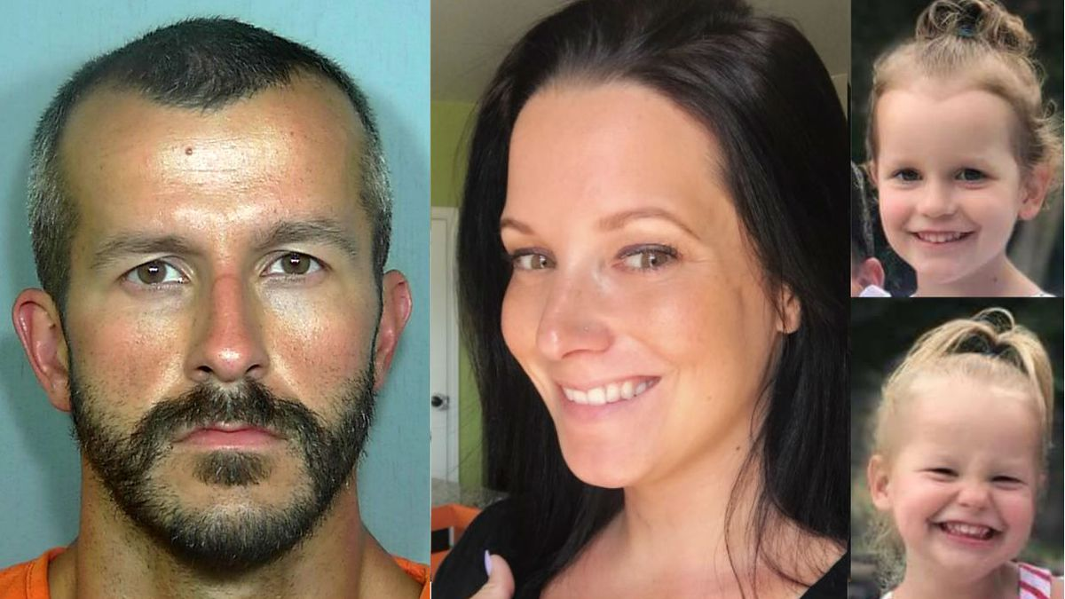 Attorney: Chris Watts' daughter begged for her life after watching sister's murder