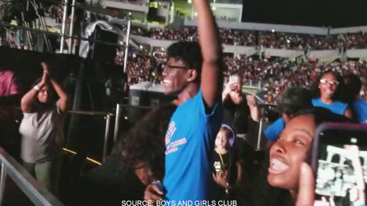 Evans High School senior awarded $100K scholarship, courtesy of Beyonce, Jay-Z