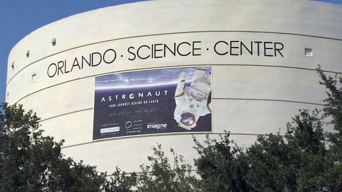 Lockdown lifted at Orlando Science Center