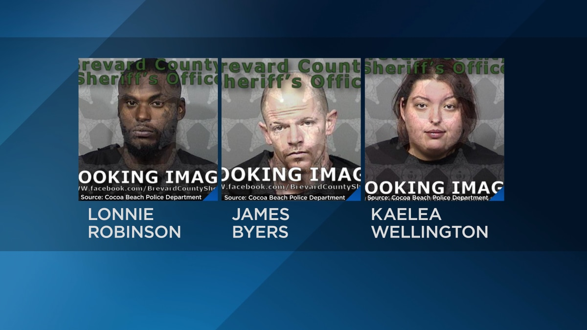 Three charged in 2019 shooting at Cocoa Beach Motel