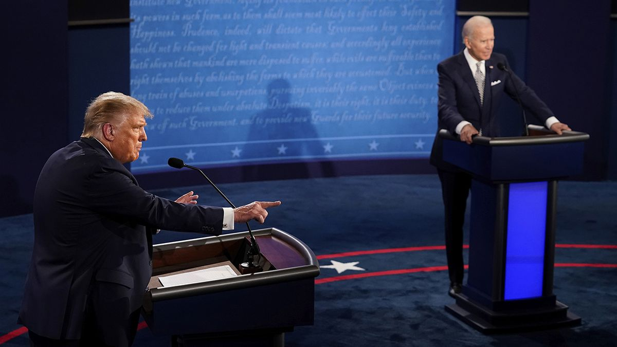 Presidential debate commission making changes 'to ensure more orderly discussion'