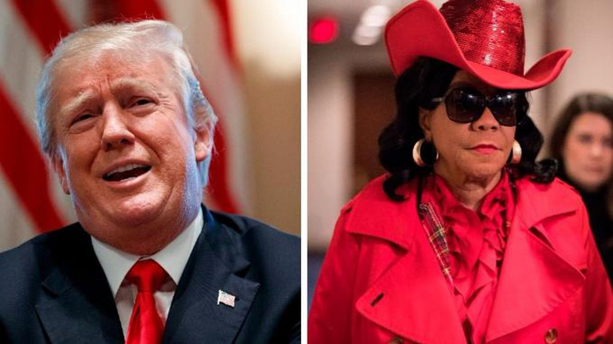 Florida Rep. Frederica Wilson says she's skipping Trump's State of the Union address