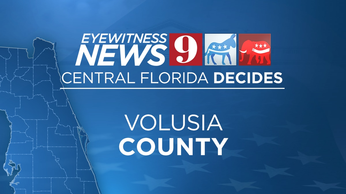 Here's what Volusia County will see on its Nov. 3 ballot