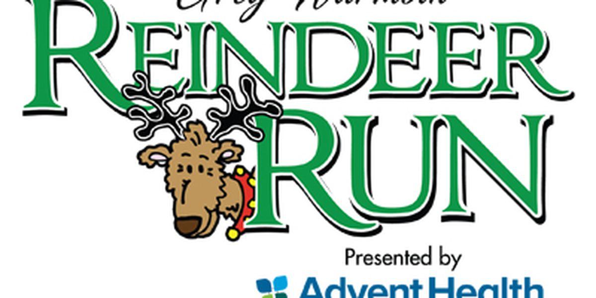 Copy of Greg Warmoth Reindeer Run at SeaWorld