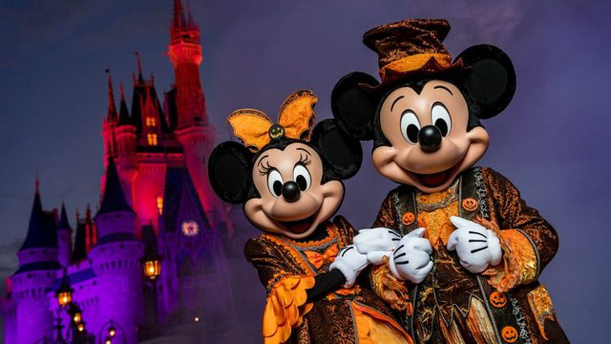 Walt Disney World is already selling tickets for Mickey's Not-So-Scary Halloween Party