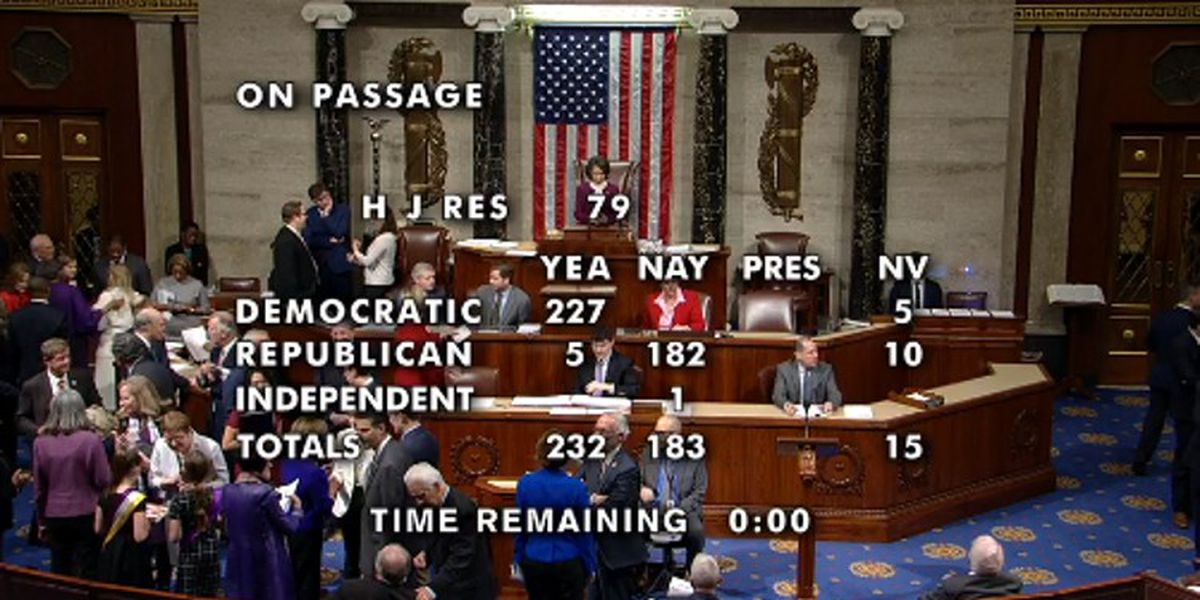 House passes plan to allow ERA ratification to Constitution