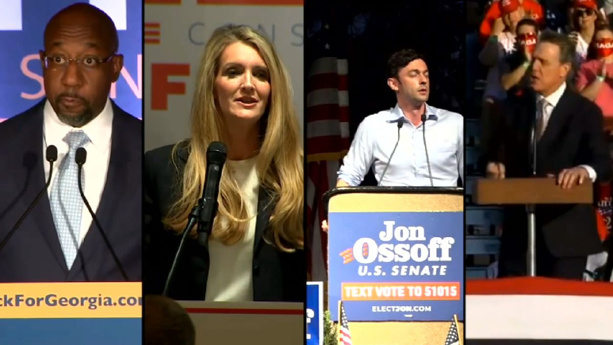9 things to know about Georgia's Senate runoff election