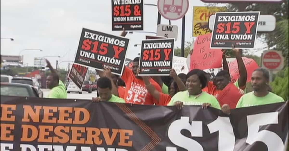 Florida attorney John Morgan says he will 'go to war' for minimum wage increase