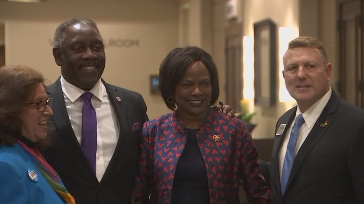 'A very competent, very capable person': Rep. Val Demings among candidates to be Biden's running mate