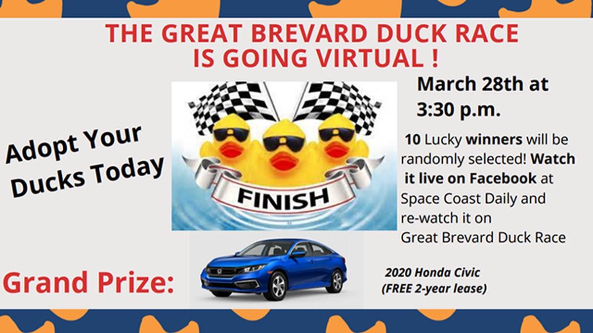 Great Brevard Duck Race