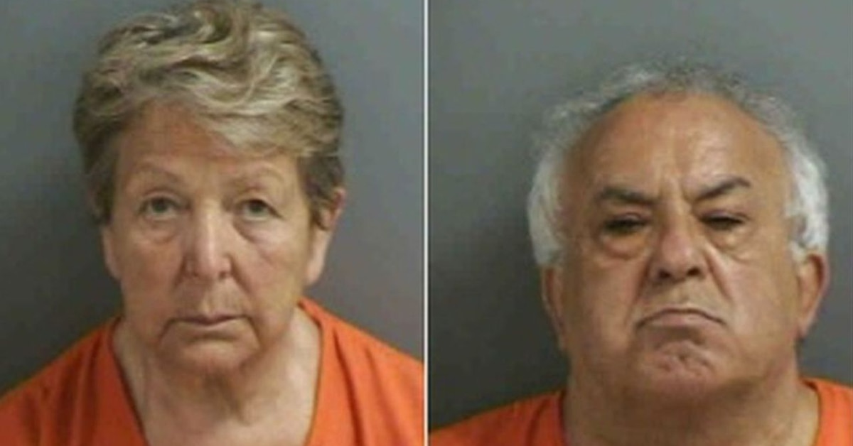 Florida couple caught with stolen lamb in pants, seafood in purse, investigators say