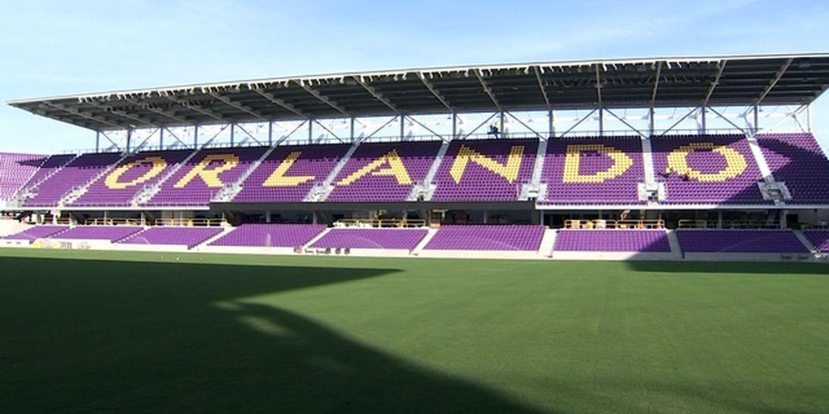 Akindele goal lifts Orlando City past Sporting KC 1-0