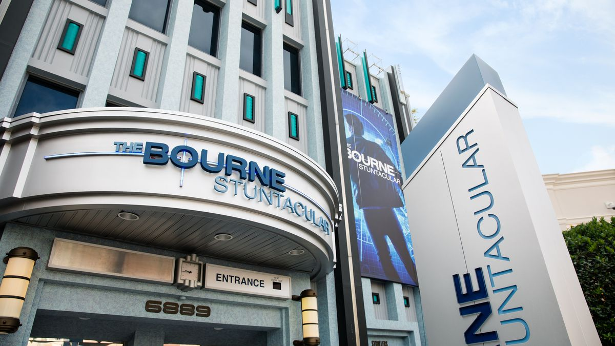 Universal exec gives details on the making of new Bourne Stuntacular show