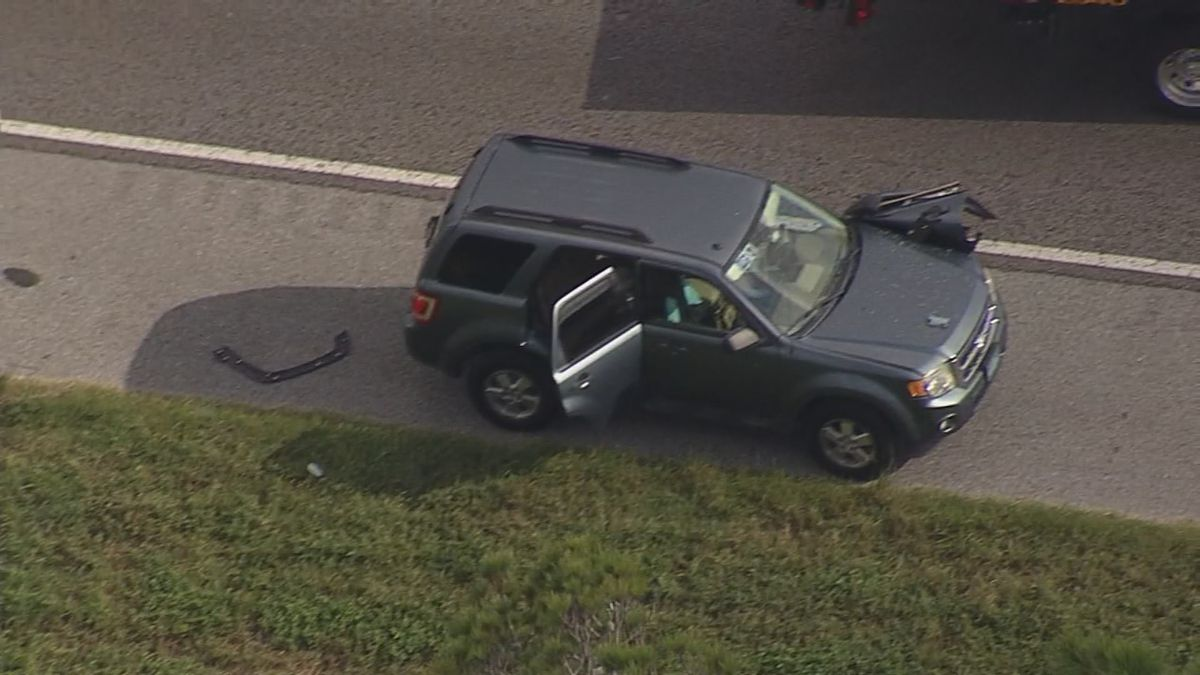 FHP: Driver killed after pulling over on the Turnpike