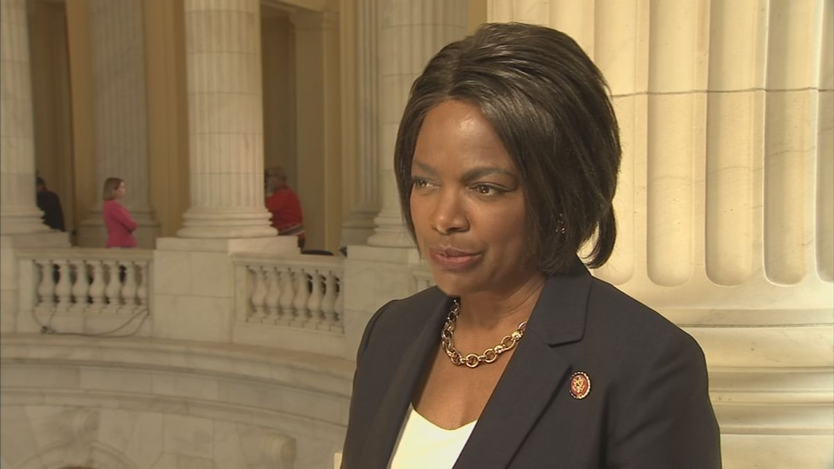 Val Demings for vice president? She says she'd be willing to serve if asked