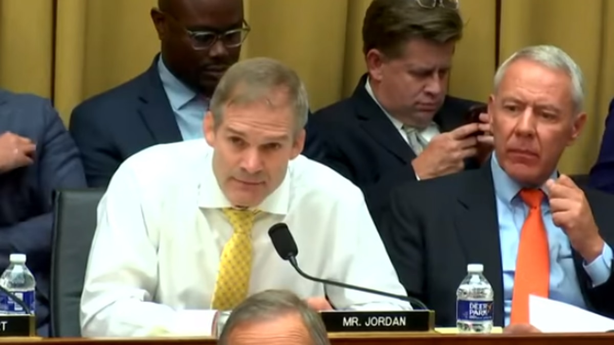 Republicans add Jordan to Intel panel for impeachment hearings