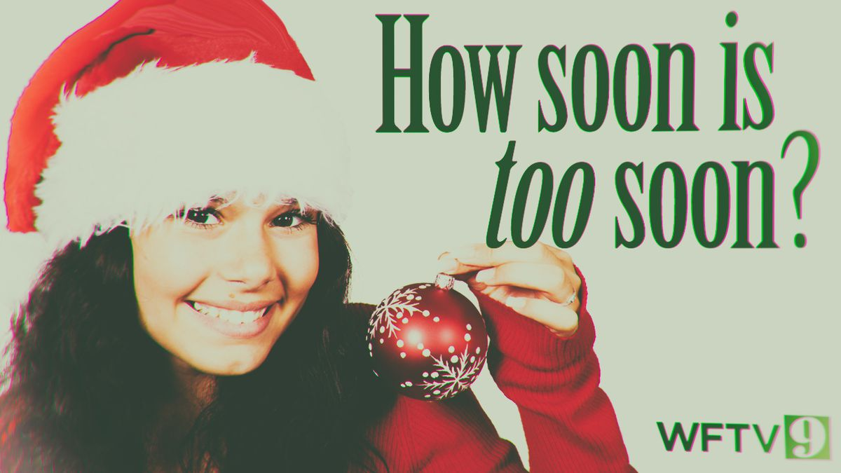 Decorating for Christmas already? Science says you're a happy person