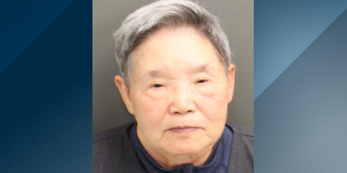 83-year-old woman used prying tool to steal $97 bottles of wine, deputies say